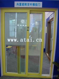 PVC Sliding Doors
