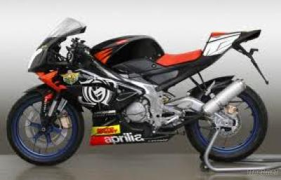 Aprilia Rs125 Motorcycle