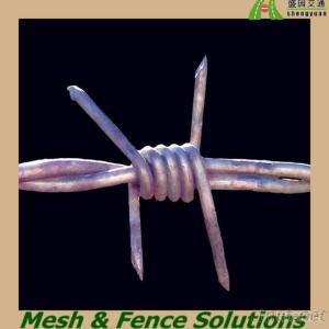 Various Specifications Galvanized Barbed Wire