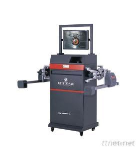 Wheel Balancing And Wheel Alignment Machine