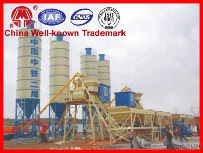 Hot In Asia! HZS50 Concrete Batching Plant