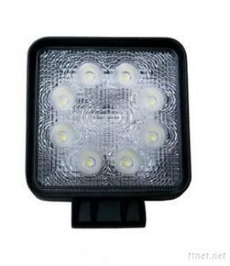 24W Square LED Work Light HG-851
