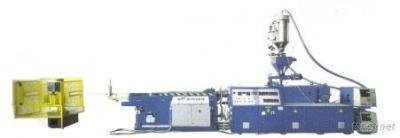 PVC/PP/PE Single-Wall Corrugated Pipe Machine