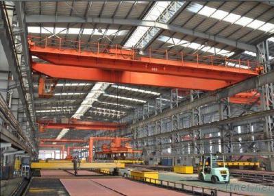low price double girder overhead crane design