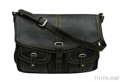 Leather Flap Bags