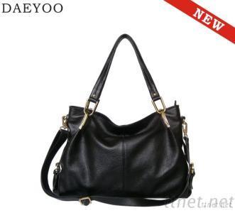 Leather Ladies Large Satchel Bags