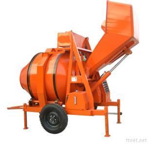 JZR350 Portable Mini Diesel Concrete Mixer