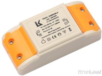 9W Ceiling Light Dimmable LED Driver With High Voltage Of 4, 000V Available