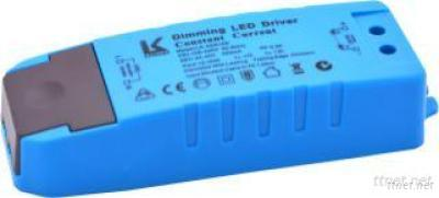 18W Dimmable And Constant Current LED Driver With MCU Program