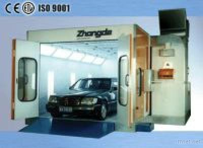 Spray Booth ZD-701-C900