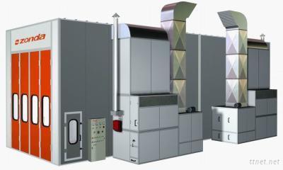 Spray Booth ZD-701-C800