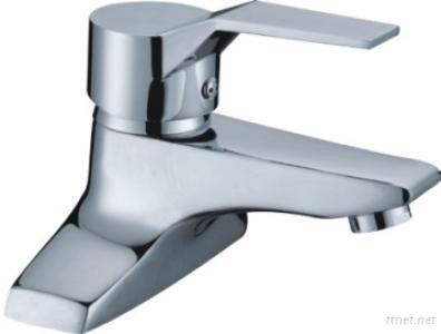 Dual Hole Copper Wash Basin Tap JD-8402