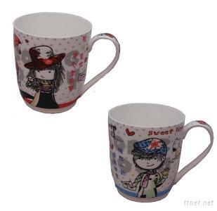 Lovers Ceramic Mug