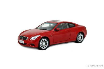 Sports Cars Infiniti G37 Coupe 2013 Scale Models CAR Automobile Parts