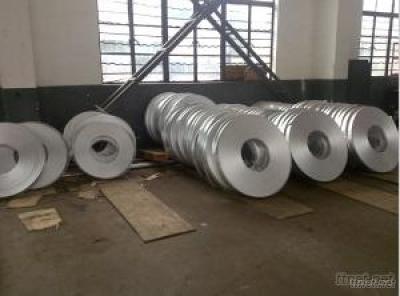 LJ350B Aluminum Strip Extrusion Line