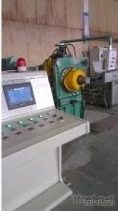LJ300 Flat Aluminum Wire Extrusion Line