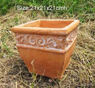 Terracotta Flower Pots