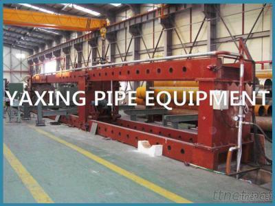 hydrostatic testing machine for steel tubes