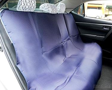 Rear seat cover 10734