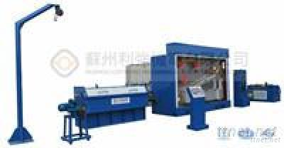 Wire Drawing Machine With Annealing