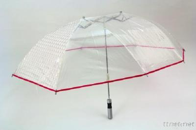 3D Cateye Couple Umbrella