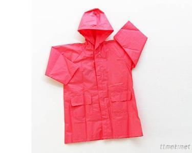 POE Raincoat For Kids