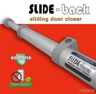 SLIDE-Back Sliding Door Closer