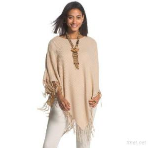 2016 New Style Fashion Design Sweater Ladies Knit Poncho womens cloaks