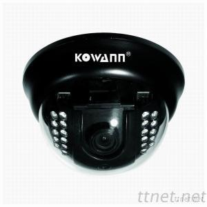 Security CCTV Plastic IR Dome Camera