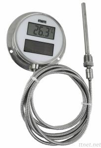Remote Reading Capillary Thermometer (Digital Type) (DTG-FT)
