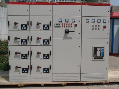 GCK(L) Type LV Draw-Out Switch Cabinet