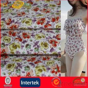 Beatuiful Soft Single Jersey Fabric for Swimwear