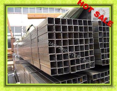 Square Structural Steel Seamless Pipe