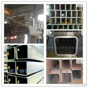 Galvanized Q235/345 S355J2H/JRH Steel Pipe