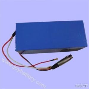 24V 20Ah LiFePO4 Battery Pack