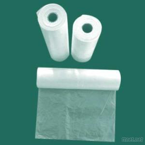 Plastic Flat Bags On Roll