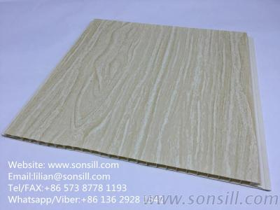 PVC Ceiling Panel For Interior Decoration Material With Various Designs