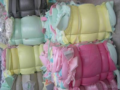 Scrap Foam Good Quality Clean Dry AA