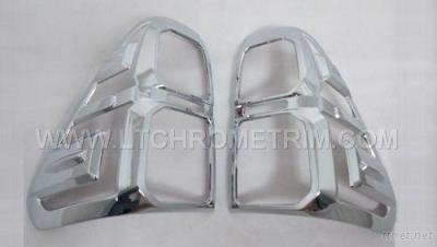 Tail Light Cover for Toyota Hilux REVO 2015