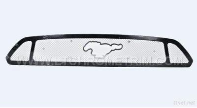 Stainless Steel Upper Front Grille W/O Logo for Ford Mustang 2015