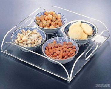 Acrylic Food Tray