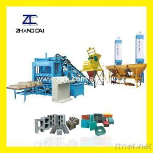 ZCJK QTY4-15 Hydraulic Automatic Block Making Machine
