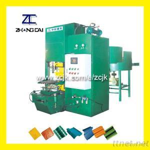 ZCJK ZCW-120 Roof Tile And Artificial Stone Making Machine