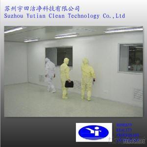 Industrial Clean Room