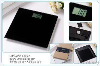 Ultrathin 180Kg High Accurate Electronic Bathroom Scale EB10