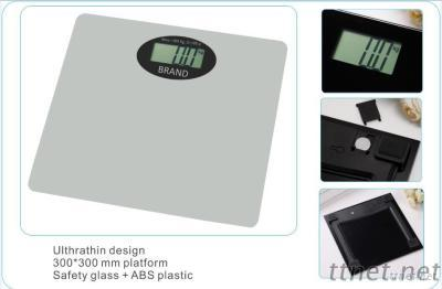 Colorful Ultrathin High Accurate Digital Body Weight Scale EB11