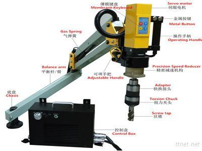 Metal Drilling High Efficient Electric Tapping Machine
