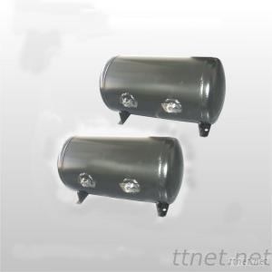 Truck Parts Air Reservoir Tank