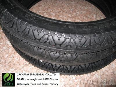 Dunlop High Grip Motorcyle Tire 3.00-17 For Bajaj