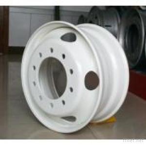 Tubeless Steel Wheel